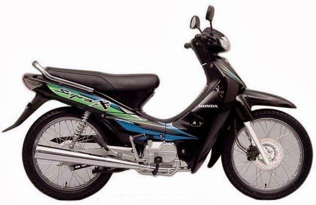 Perjalanan Motor Bebek Irit Legendaris Honda Supra