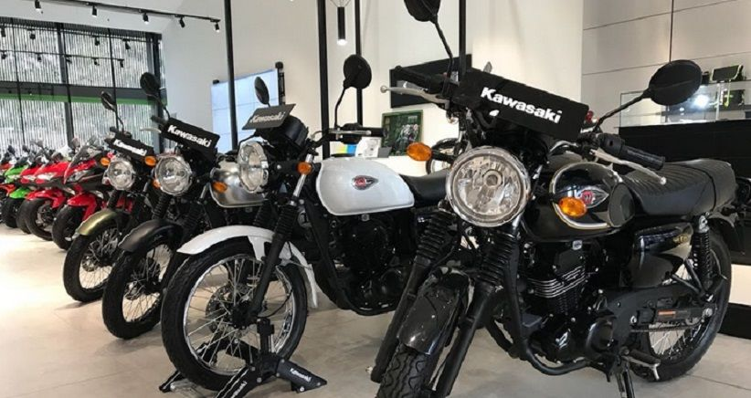 Showroom Kawasaki