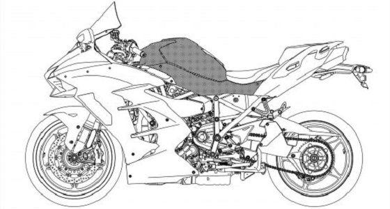 Tampang Kawasaki Versys Terbaru, Mirip Ninja 250