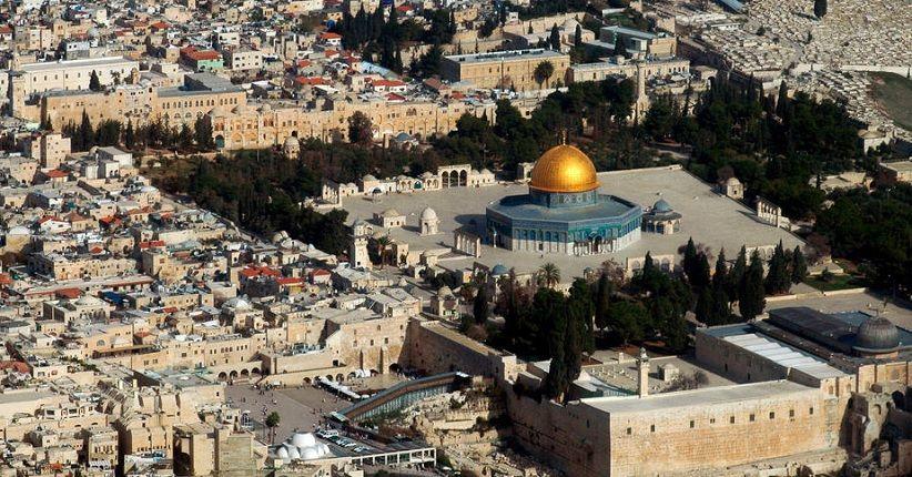 Kota Yerusalem. (Foto: Ist.)