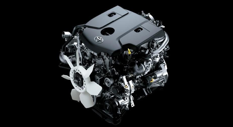 Mesin Toyota HiAce Premio. (Foto: Toyota)