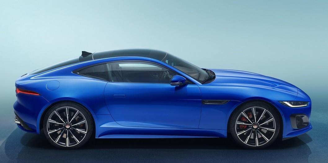 Jaguar F-Type 2021 (Foto: Carscoops)