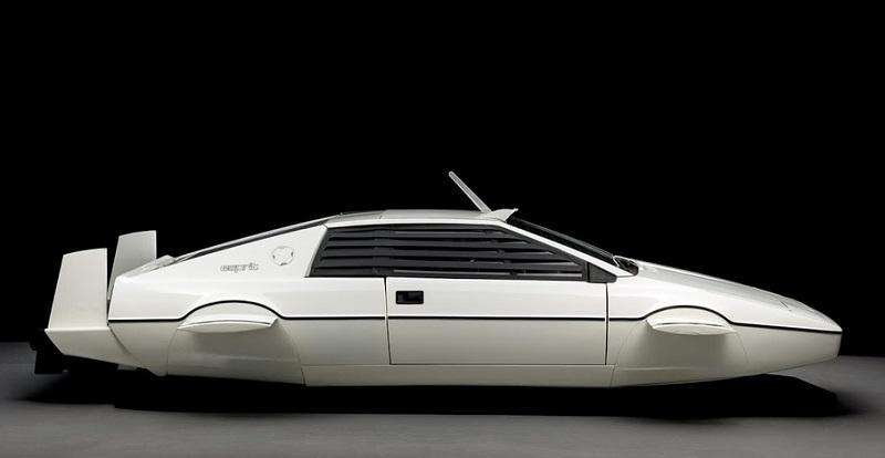 Kapal Selam James Bond Lotus Espirt. (Foto: Carscoops)