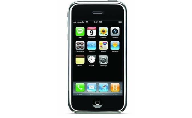 Apple original 2007 (Foto: Apple)
