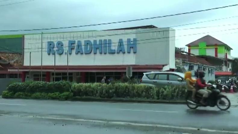 Rumah Sakit Fadhilah Prabumulih (Berrie/iNews)
