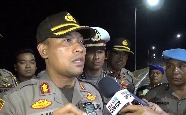 Kapolres Buleleng AKBP Made Sinar Subawa, (Foto: iNews/Pande Wismaya)