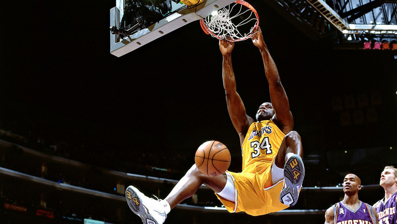 Shaquille O`Neal (Foto: ESPN)