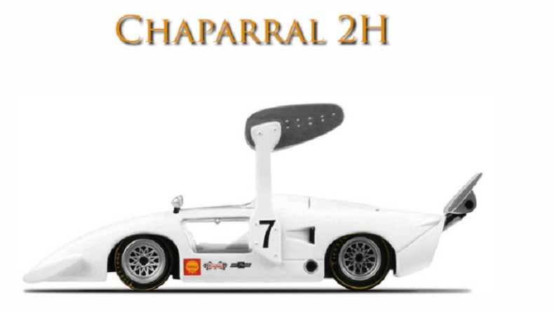 Mobil Chaparral 2H (Foto: Grand Prix).