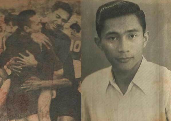 Ayah Ricky Soebagja, Djudju Soekadar, pernah berjaya bersama Persib Bandung.