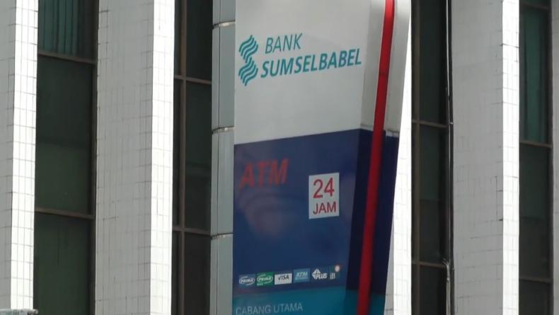 Bank Sumsel Babel (Bambang Irawan/iNews)