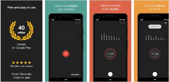 4 Aplikasi Perekam Suara Terbaik Di Android