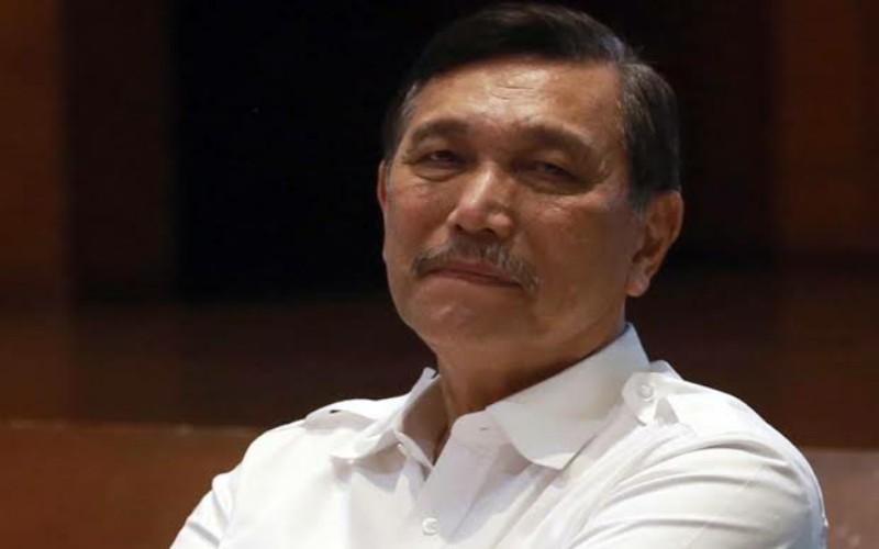 Menteri Koordinator Bidang Kemaritiman dan Investasi Luhut Binsar Pandjaitan. (Foto: Ist)