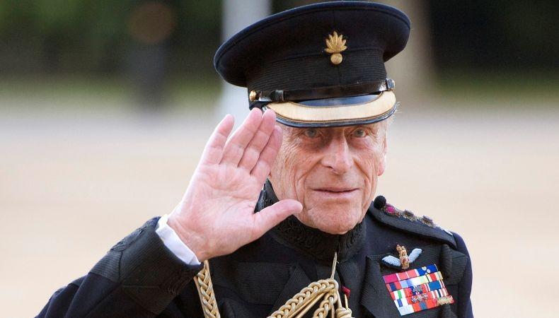 Pangeran Philip sempat dirawat sebulan di rumah sakit dan menjalani operasi jantung (Foto: Reuters)