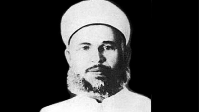 Pendiri Brigade Al Qassam, Izz Ad Din Al Qaasam.