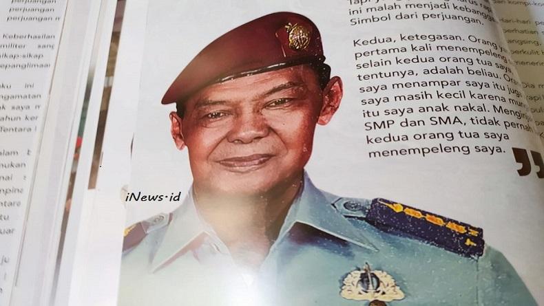 Letnan KKO Azwar Syam, komandan Prabowo di awal pendidikan Akabri 1970. (Foto: iNews.id).
