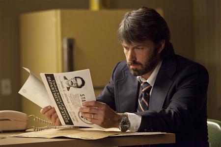 Ben Affleck di film Argo. (Foto: Reuters)