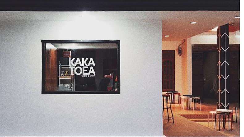 Kakatoea Coffee and Space, Kepulauan Aru, Maluku. (Foto: Istimewa)