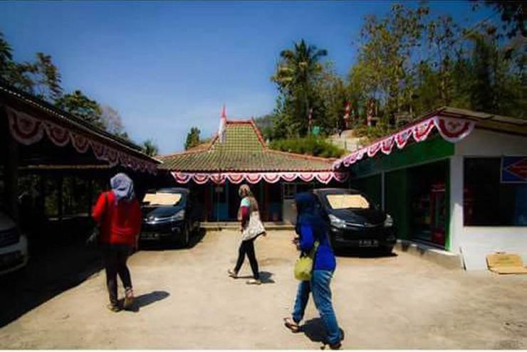 Munggang Homestay berada di Perbukitan Menoreh Kulonprogo. (Foto: Dinas pariwisata Kulonprogo)