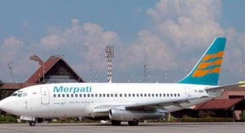 armada pesawat PT Merpati Nusantara Airlines. (Foto: Istimewa)