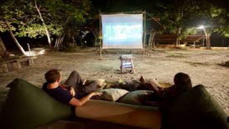 Eco Beach Tent by Billiton, tempat menginap di Bangka Belitung. (Sumber : pergidulu.com)