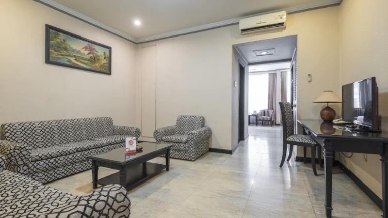 Hotel murah di Makassar Yasmin Hotel. (Foto: Istimewa).