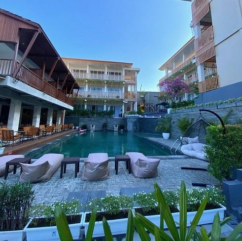 Graha Socio Hotel dilengkapi dengan fasilitas olahraga dan bermain untuk seluruh anggota keluarga. (Foto: Istimewa)