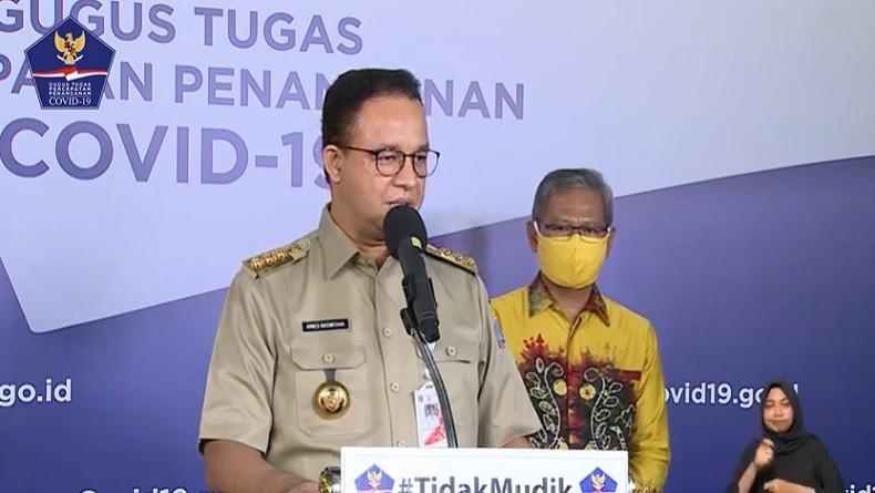 PSBB Transisi Jakarta Diperpanjang Lagi hingga 6 Desember