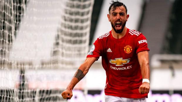 PSG Vs Manchester United: Bruno Fernandes Kaget Ditunjuk Jadi Kapten -  Bagian all