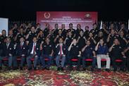 Hary Tanoe Dilantik sebagai Ketua Umum PB Tarung Derajat