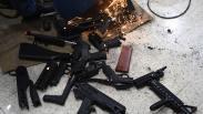 Bea Cukai Musnahkan Barang Milik Negara, dari Senjata Api hingga Barang Asusila
