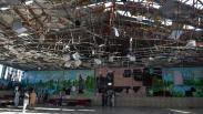 Foto Ledakan Bom saat Pesta Pernikahan di Kabul, 60 Orang Tewas