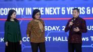 Momen Sri Mulyani Dapat Kejutan dari HT saat Manager Forum MNC Group