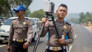 Polisi Olah TKP Kecelakaan Maut Tol Cipularang