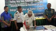 Dukung Pengamanan Perbatasan, XL Axiata dan Bakamla Bangun Desa Maritim