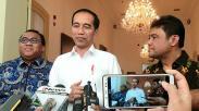 Bahas Kondisi Ketenagakerjaan, Jokowi Bertemu Pimpinan Konfederasi Buruh
