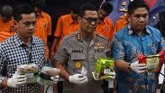 Polda Metro Jaya Ungkap Penyelundupan 21 Kg Sabu Jaringan Malaysia
