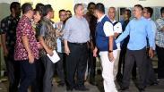 Divonis Bebas, Begini Ekspresi Sofyan Basir saat Keluar dari Rutan KPK