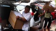 FK Unair Sumbang APD untuk Tenaga Medis RSUD Dr Soetomo Surabaya