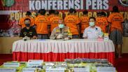 Polres Tangerang Kota Ungkap Kasus Narkoba Jaringan Lapas, 6 Kg Sabu Disita