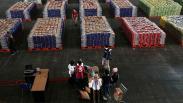 Penampakan Lumbung Pangan Pemprov Jatim, Dibuka untuk Antisipasi Dampak Corona