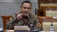 Ketua KPK Firli Bahuri Ikuti Rapat Pengawasan Anggaran Penanganan Covid-19