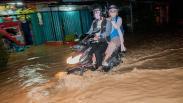 Drainase Buruk, Desa di Lebak Terendam Banjir