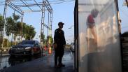 Penyebaran Covid-19 Tinggi, PSBB Surabaya Raya Diperpanjang