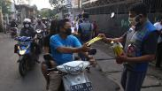 Sosialisasi New Normal, Dompet Jariyah Ajak Masyarakat Hidup Bersih dan Sehat