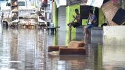 Hujan Deras, Sejumlah Wilayah di Denpasar Terendam Banjir