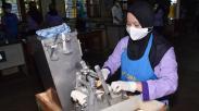 890 Buruh Pabrik Rokok di Madiun Kembali Bekerja setelah Tutup karena Covid-19