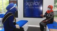 New Normal, XL Axiata Terapkan Protokol Kesehatan saat Layani Pelanggan