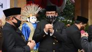 Upacara HUT ke-493 Jakarta Terapkan Protokol Kesehatan Covid-19