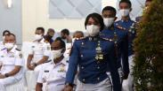 KSAL Pimpin Upacara Tupdik dan Wisuda AAL Angkatan ke-65
