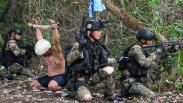 Aksi Prajurit Kopaska Latihan Peperangan Laut Khusus 2020 di Pulau Damar